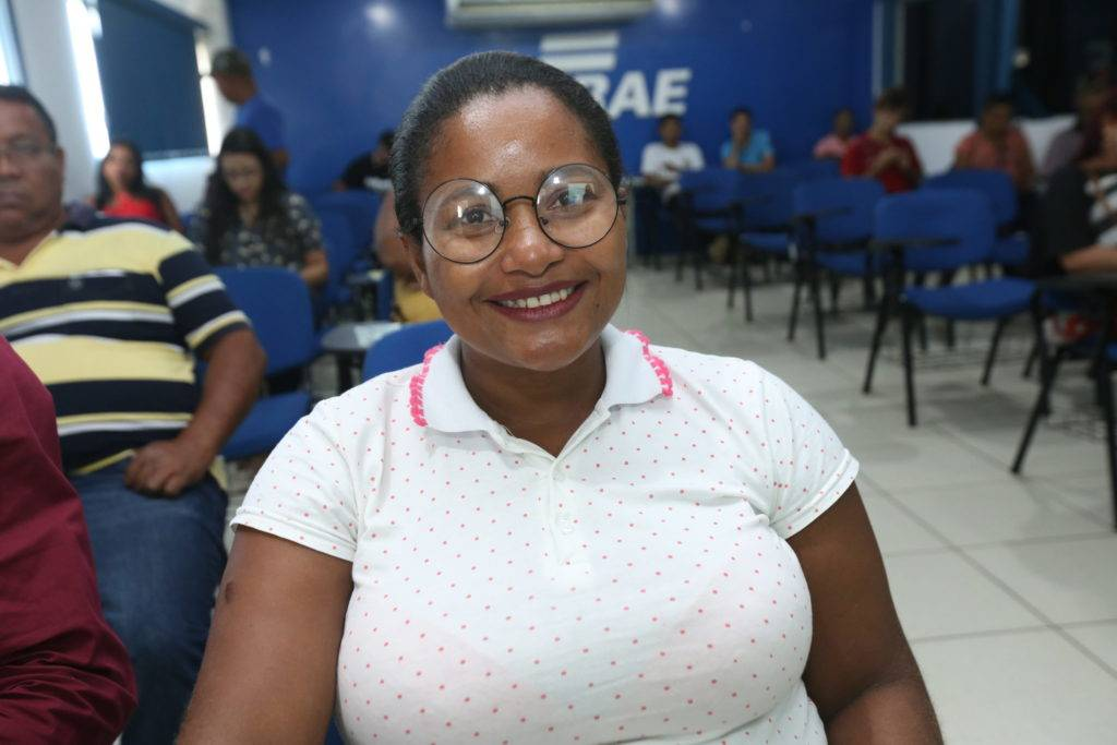 Jeane Coqueiro, empreendedora